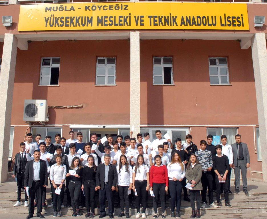 OMR 0020 - Öğrencilerden Mehmetçiklere mektup