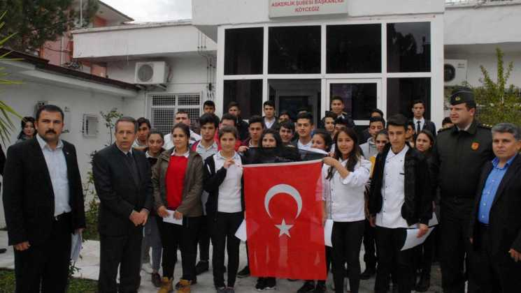 OMR 0023 - Öğrencilerden Mehmetçiklere mektup