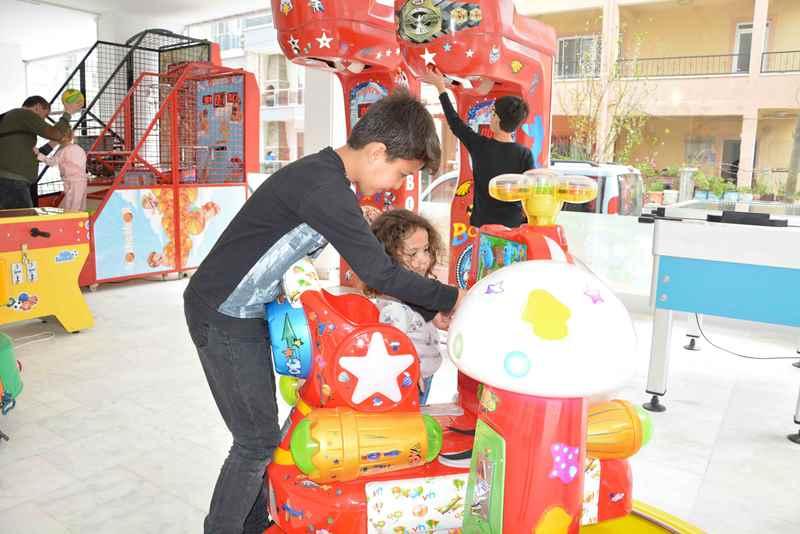 DSC 0133 - Mutlu çocuklar, mutlu aileler Dalaman'da buluşuyor