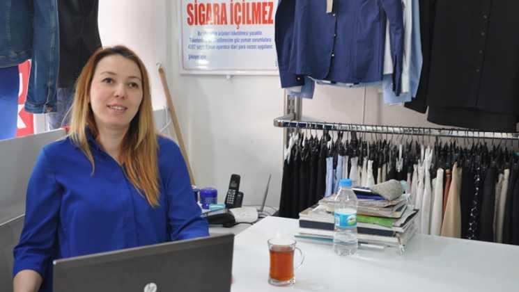 DSC 0299 - Kadın girişimciler Ege mahallesini canlandırdı