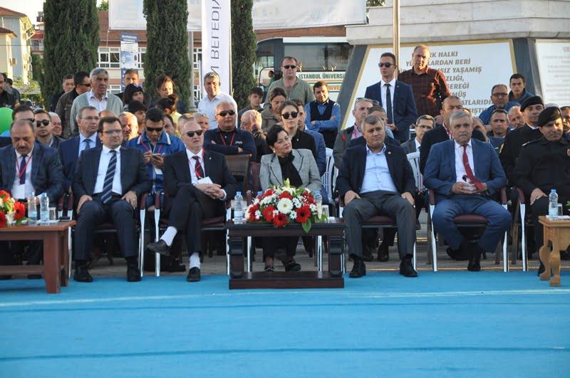 DSC 0444 - Türkiye Rafting şampiyonası Dalaman'da yapıldı