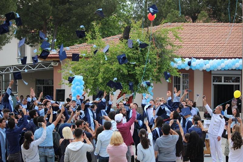 IMG 4747 - Denizcilik öğrencileri mezun oldu