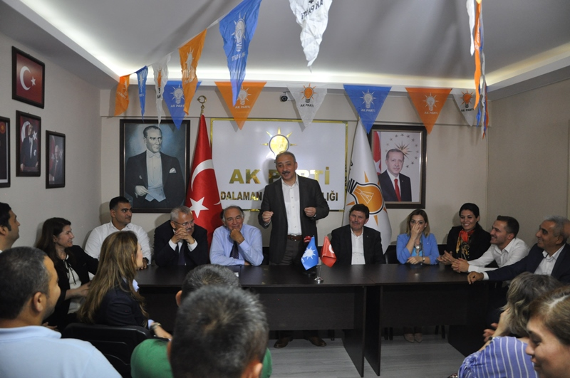 "DSC 0003 - Ak Parti Muğla İl Başkanı Kadem Mete; ""Muğla'da en az 3 milletvekili çıkartacağız"""