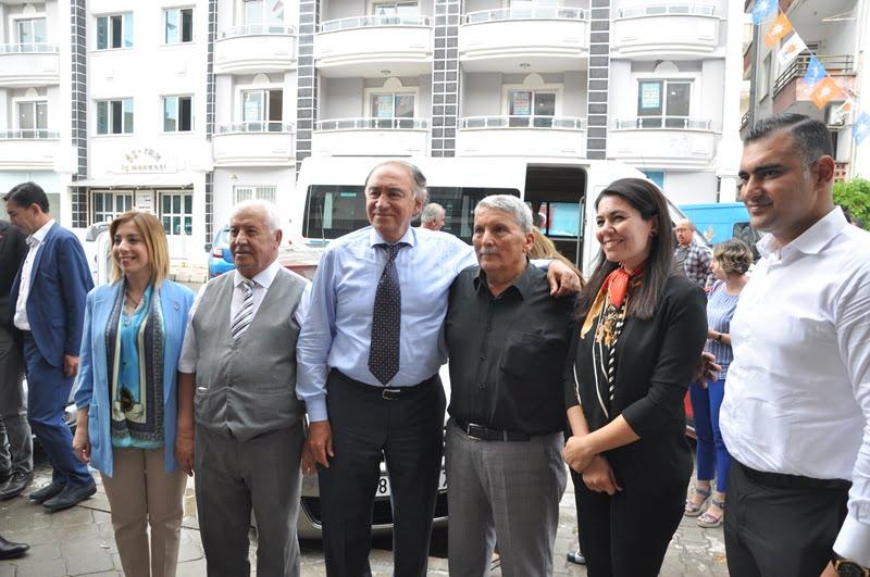 "DSC 0004 - Ak Parti Muğla İl Başkanı Kadem Mete; ""Muğla'da en az 3 milletvekili çıkartacağız"""