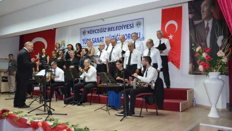 DSC 0032 - Türk Sanat Müziği Korosundan bahar konseri