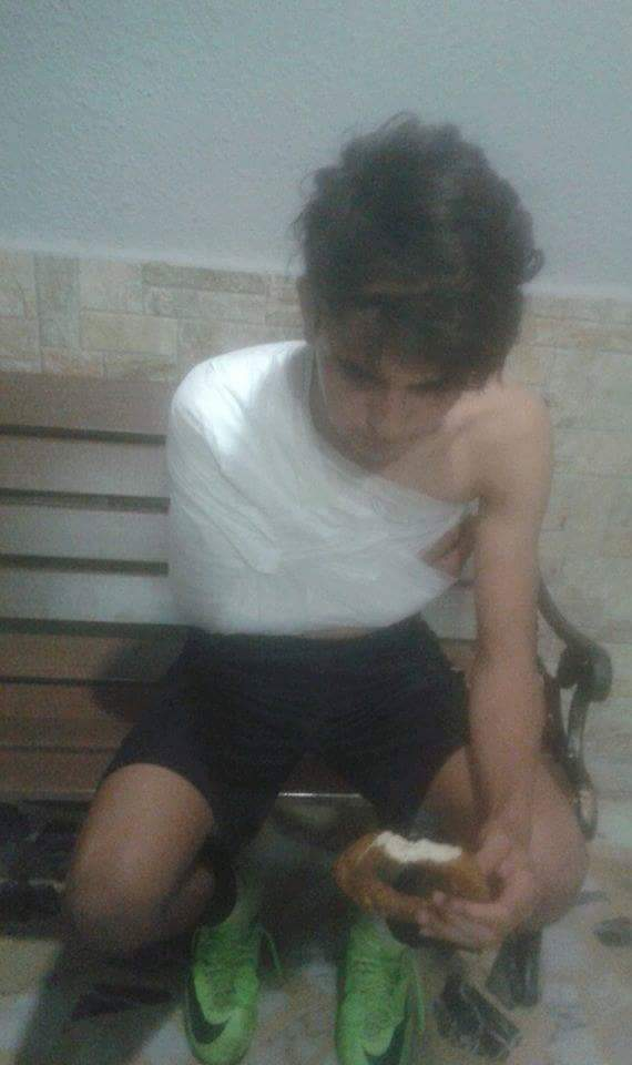 received 608580276178027 - Futbolculara bıçak ve sopalarla saldırdılar