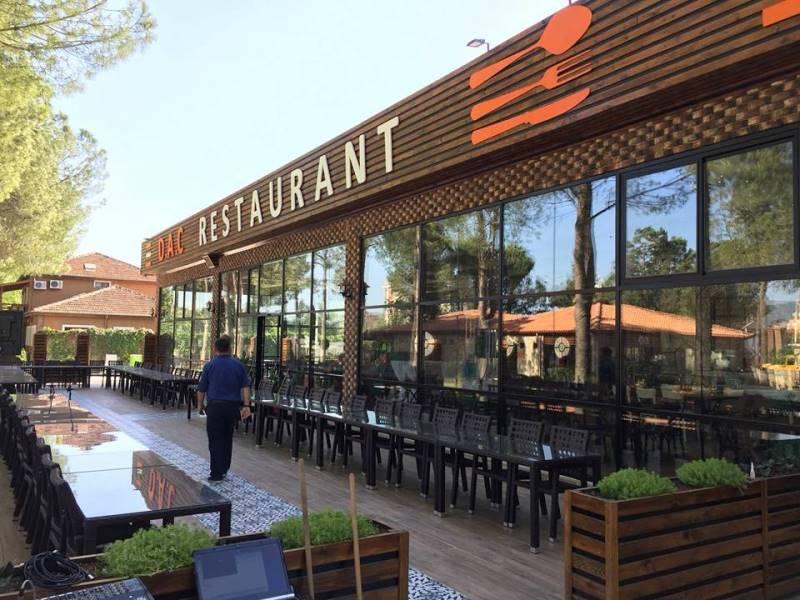 34727548 388489041635087 3915322445078200320 n - DAC Restaurant ve Satış mağazası açıldı